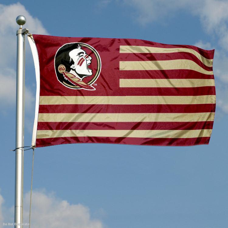 FSU Seminoles Florida State Flag for Alumni Nation