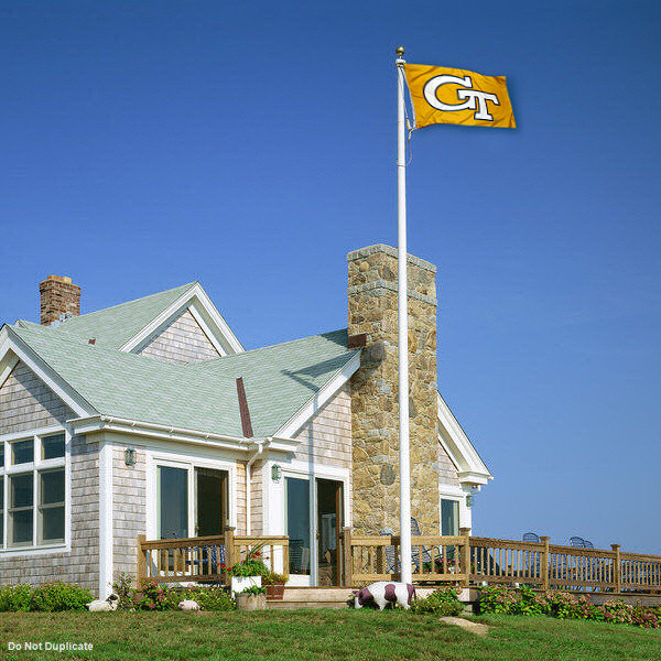 Georgia Tech Yellow Jackets Flag Large 3x5