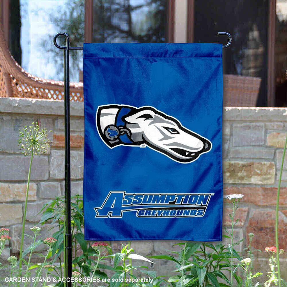 Assumption Greyhounds Garden Flag and Yard Banner 848267045590