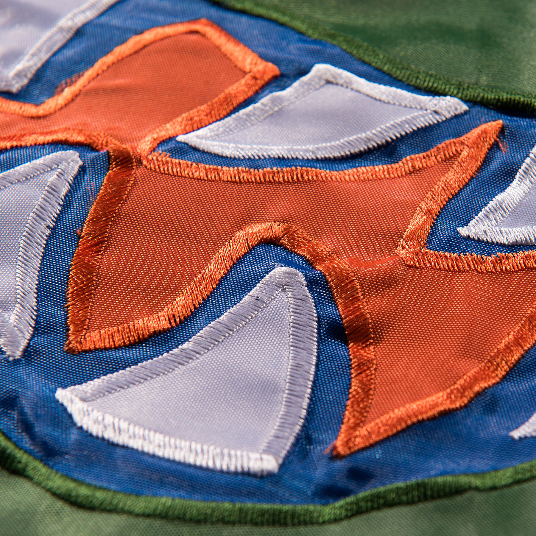 University of Florida Embroidered and Appliqued Nylon Flag