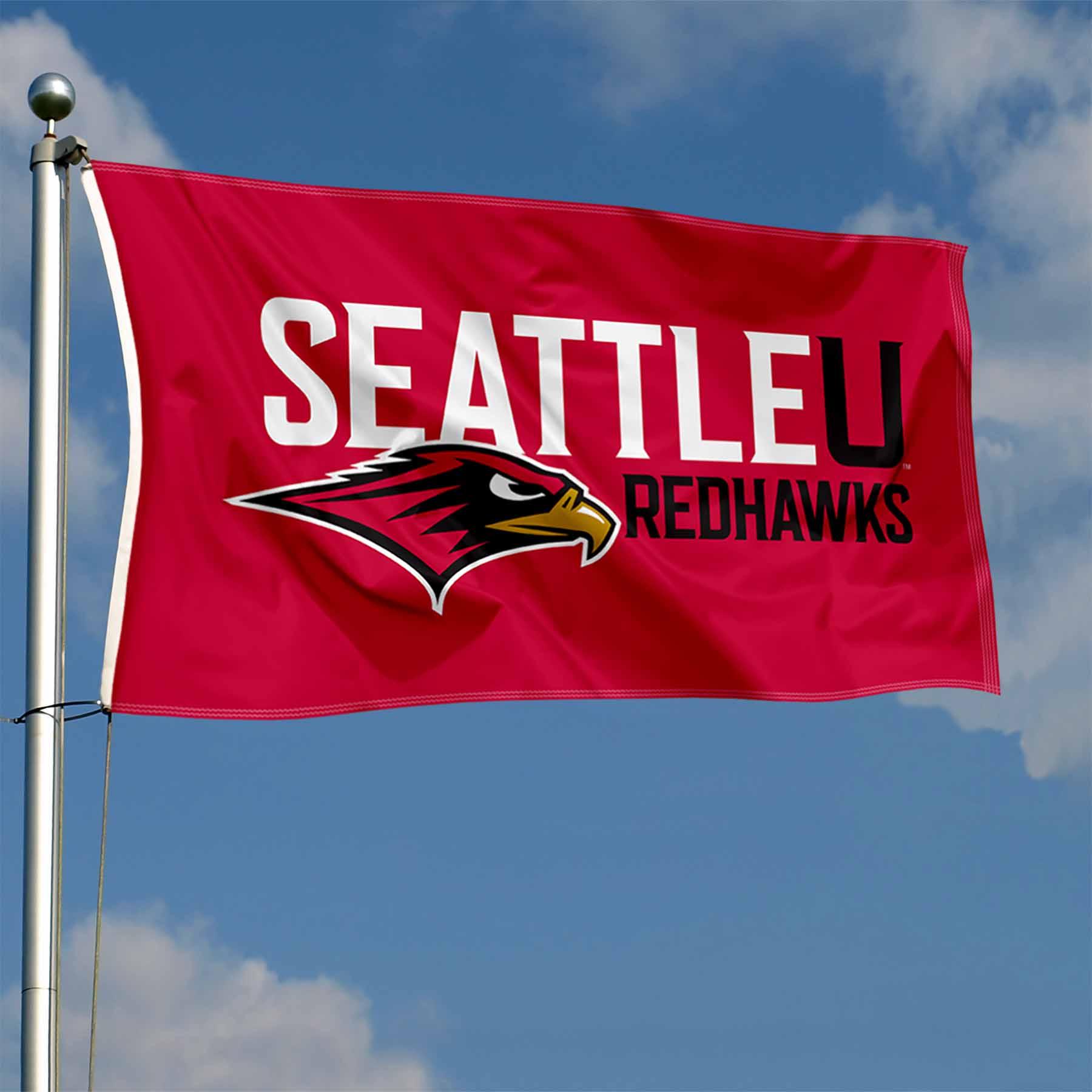 Garden Decor Seattle University Redhawks Su Flag 3x5 Banner Home Garden Fibsol Com