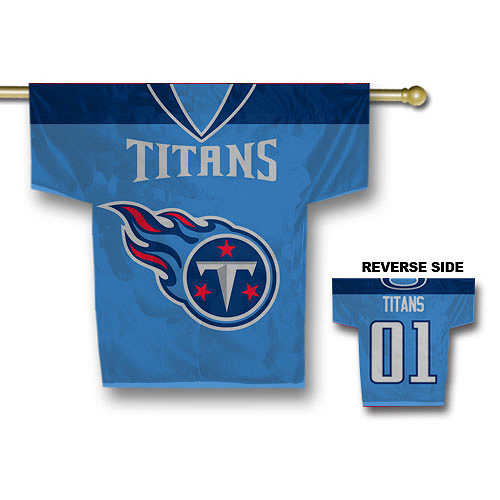1e6a7d775 Image is loading Tennessee-Titans-NFL-Jersey-Shaped-House-Flag