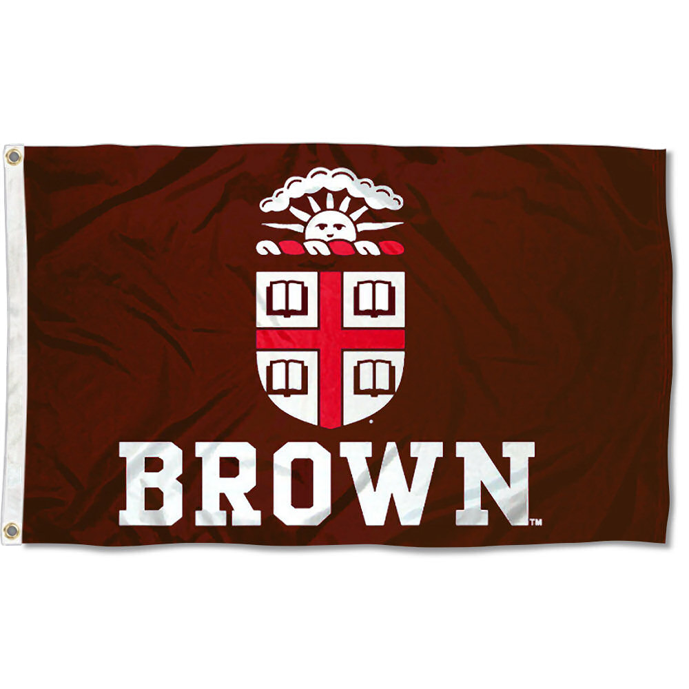 Brown University Bears Flag Large 3x5 848267000018 | eBay