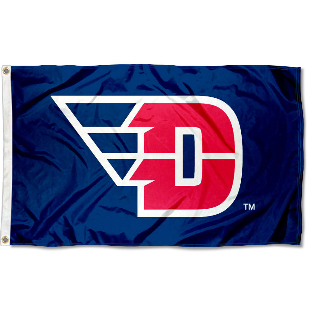 University of Dayton Flyers Flag UD Large 3x5